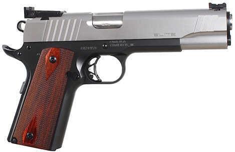 "Para Po Elite Target 45 ACP 5"" Barrel Duo Tone Adjustable Sight Cocobolo 8 Round Semi Automatic Pistol 96664"