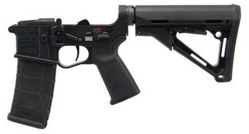 Patriot Ordnance Lower Receiver Assembly 223 Gen 3 Black 00017