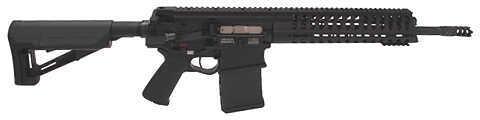 """Patriot Ordnance Factory P308 308 Winchester 14.5"""" Barrel Black Semi Automatic Rifle 00424"""