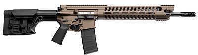 "Patriot Ordnance War Hog Gen 4 223 Remington /5.56mm NATO 16.5""Barrel 30 Round Mag Cerakote Burnt Bronze Finish Semi-Automatic Rifle 00703"