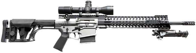 "Patriot Ordnance Gen4 ReVolt 5.56mm NATO / 223 Remington 18""Barrel 14.5"" Rail NP3 10 Round Mag Semi-Automatic Rifle 00759"