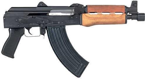 "Century Arms PAP M92 7.62mmx39mm 10"" Barrel 30 Round Mag Black Finish Semi Automatic Pistol HG3089N"