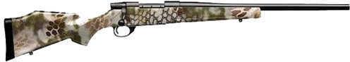 "Weatherby Vanguard 2 308 Winchester 22"" Matte Blued Barrel  Kyrptek Synthetic Stock 5 Round  Bolt Action Rifle VKH308NR2O"