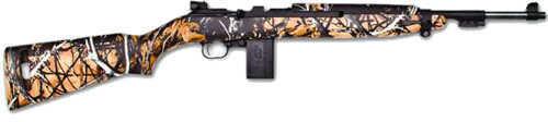"Legacy Sports International Citadel M1 Carbine Rifle 22 Long Rifle  10 Round  18""Barrel  Moonshine Outshine Camo CIR22M1SM0S"