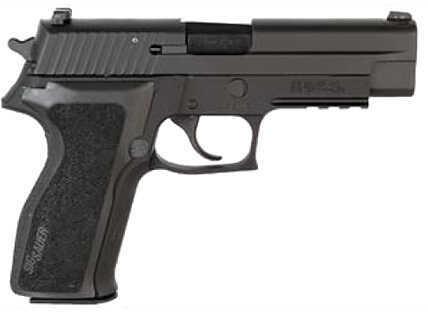 "Sig Sauer P226 9mm Luger 4.4"" Barrel 12 Round Polymer Grips Black Nitron Semi Automatic Pistol W2269SP1"