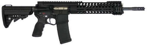 "Patriot Ordnance 223 Remington   Semi Auto Rifle    18"" Barrel   30 Round Black Anodized Finish   00233"