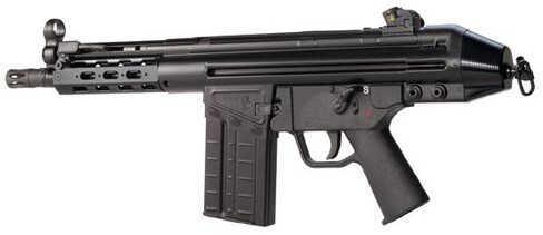 """PTR 91 Inc. PDW 308 Winchester/7.62 NATO 8.125"""" Barrel 20 Round Semi Automatic Pistol 915300P"""