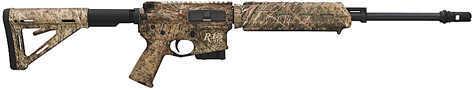 """Remington R-15 VTR Predator 223 Remington /5.56 Nato 18"""" Barrel 5 Round Mossy Oak Brush Camo Semi Automatic Rifle 60019"""