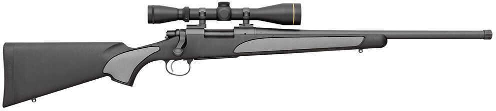 "Remington 700 SPS Bolt Action Rifle 223 Rem 20"" Threaded Barrel 5+1 Rounds Synthetic Black Stock 84158"