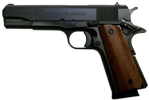 "Rock Island Armory M1911-A1 45 ACP 5"" Barrel 8 Round Duracoat Semi Automatic Pistol 51420"