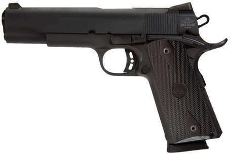 "Armscor Precision Inc Armscor Rock Island Armory 1911 Tactical 45 ACP 5"" Barrel 8 Round Black Semi Automatic Pistol 51431"