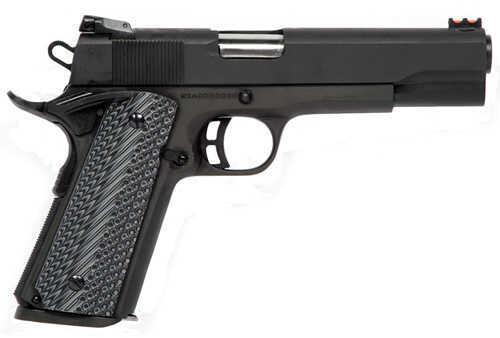 "Armscor Precision Inc Armscor Rock Island Armory 1911 Tactical 9mm Luger 5"" Barrel 9 Round Parkerized VZ Grips Semi Automatic Pistol 51623"