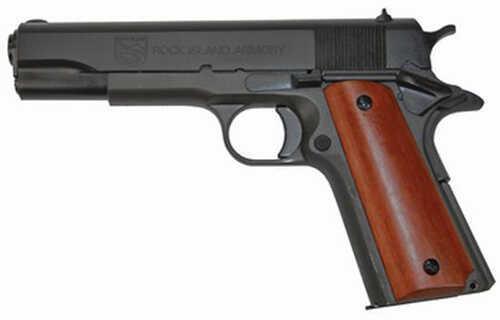 "Armscor Precision Inc Armscor Rock Island Armory M1911-A1 38 Super 5"" Barrel 9 Round Parkerized Semi Automatic Pistol 51815"