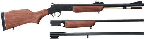 "Rossi Matched Set   243 Winchester/50 Caliber/12 Gauge   23""/23""/28"" Barrels    Single Shot   Walnut Stock  ""Blemished"" Break Open Rifle ZS1224350M"