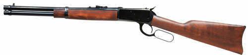 "Rossi 92 Lever Action Carbine .45 Colt 16"" Round Barrel Blue Walnut Stock"