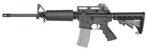 "Rock River Arms LAR-15 Tactical 223 Remington 16"" Barrel 30 Round Tactical CAR Stock Black Semi Automatic Rifle AR1206"