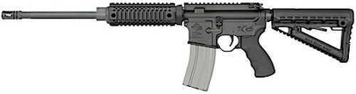 """Rock River Arms LAR-15 223 Remington /5.56 Nato   16"""" Barrel   30 Round   Delta CAR Black   Semi Automatic Rifle AR1410"""