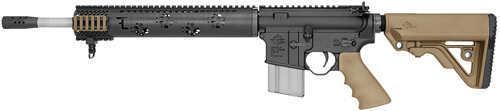 "Rock River Arms LAR-15 Fred Eichler Predator 223 Remington /5.56 NATO 16"" Barrel 10 Round Operator CAR Flat Dark Earth Finish Semi Automatic Rifle FE1015"