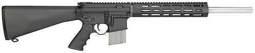"Rock River Arms LAR-15Left Handed Varmint 223 Remington /5.56 Nato 18"" Barrel 20 Round Left Handed A2 Stock Black Semi Automatic Rifle Left Handed 1515"