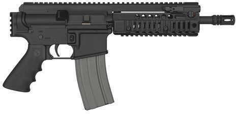 "Rock River Arms LAR-PDS 5.56 NATO 9"" Barrel 30 Round Aluminum Handguard Rubber Grip Black Semi Automatic Pistol LP2113"