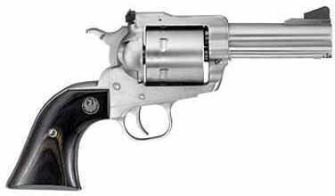 "Ruger Talo Super Blackhawk 44 Magnum 3.75"" Barrel 6 Round Stainless Steel Revolver CYL0817"