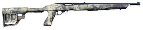 "Ruger TALO 10/22 22 Long Rifle 18.5"" Barrel 10 Round  TacStar Kryptek Highlander Semi Automatic Rifle 11157"