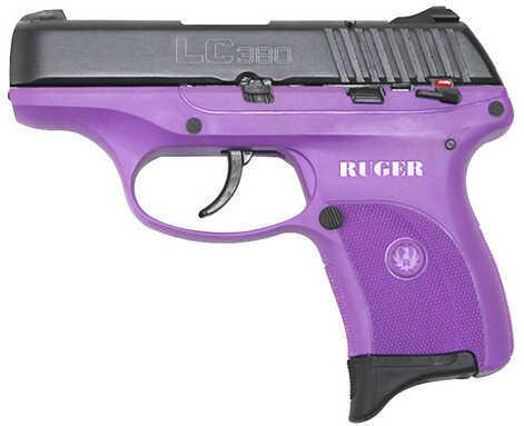 "Ruger Talo LC380 380 ACP 3"" Barrel 7 Round Purple Frame Semi Automatic Pistol 3225"