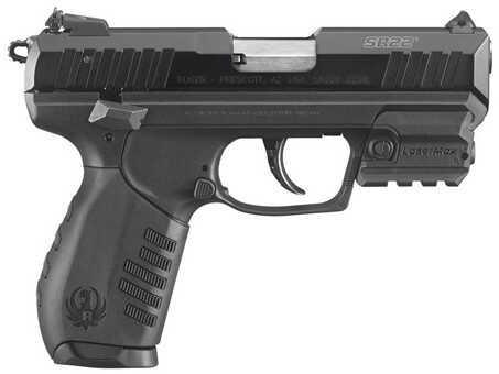 "Ruger SR22 22 Long Rifle 3.5"" Barrel 10 Round Black Semi Automatic Pistol 3615"