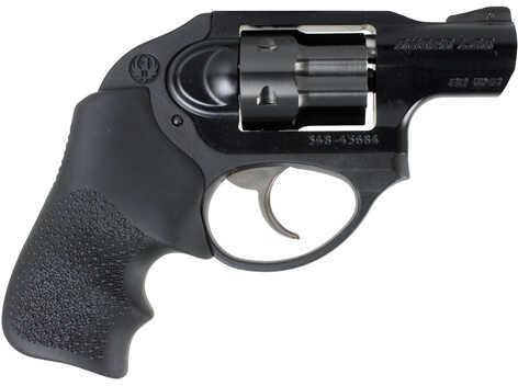 "Ruger LCR  22 Magnum 22 WMR Compact   1.87"" Barrel  6 Round    Black Finish   Hogue Tamer Grip   Revolver  5414"