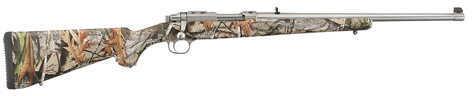"""Ruger Model K77/44RSPC G1 44 Magnum 18.5"""" Barrel 3 Round Vista Stainless Steel Bolt Action Rifle 7408"""