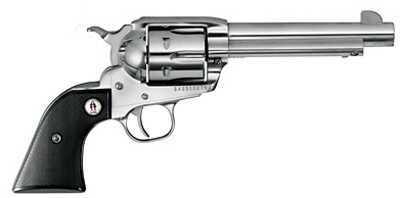 "Ruger Vaquero 45 Colt 5.5"" Barrel Stainless Steel Revolver 5134"