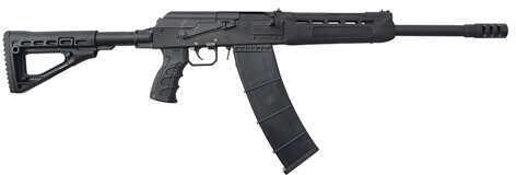 """Russian Weapons Co RWC Izhmash Saiga Tactical 12 Gauge Shotgun  18.25"""" Barrel  10 Round  Black Semi Automatic Shotgun IZ109T"""