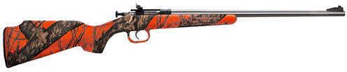 "Savage Arms 64F  22 Long Rifle 21"" Barrel 10 Rounds Mossy Oak Blaze Camo Rifle"