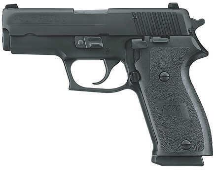 "Sig Sauer P220 SAS Gen2 45ACP 3.9"" Barrel 8 Round Black Stainless Steel Semi Automatic Pistol 220R345SAS2B"