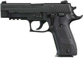 Sig Sauer Sig P226R 40 S&W Elite Dark Nitron Night Sights 10 Round Semi-Automatic Pistol 226R40DSE