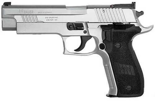 "Sig Sauer P226 X-Series 40 S&W 5"" Barrel  12 Round   Adjustable Rear Sight Semi Automatic Pistol    226X5E-40-AR"