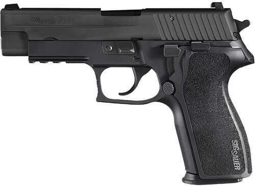 "Sig Sauer P227 45ACP 4.4"" Barrel 10 Round 2 Magazines Double Action Black Finish Tactical Rail Semi Automatic Pistol 227R-45-B"