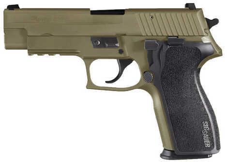"Sig Sauer P227 45ACP 4.4"" Barrel 10 Round Flat Dark Earth Semi Automatic Pistol 227R-45-Flat Dark Earth"