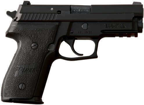 "Sig Sauer P229 9mm Luger 3.9"" Barrel 10 Round 2 Magazines Blued Tactical Rail CA Legal Semi Automatic Pistol 229R9BCA"