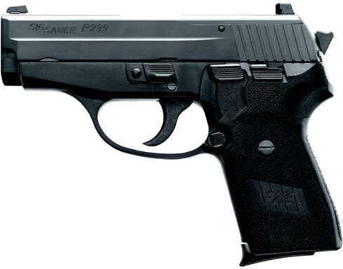 "Sig Sauer P239 40 S&W 3.6"" Barrel  8 Round  Alloy Frame Black Nitron  Night Sights  Semi-Automatic Pistol 239-40-BSS-CA"