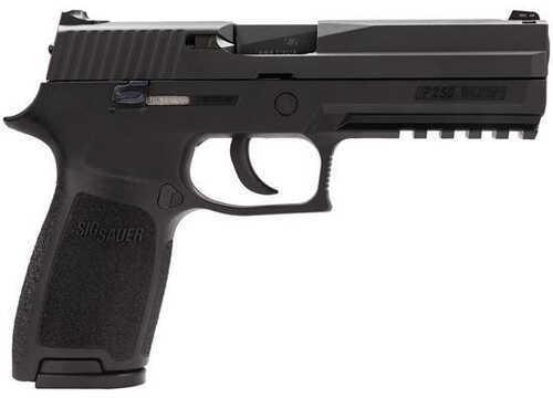 "Sig Sauer P250 TacPac 40 S&W 4.7"" Barrel 14 Round Polymer Frame Accessory Kit Black Semi Automatic Pistol 250F40BSSTAC"