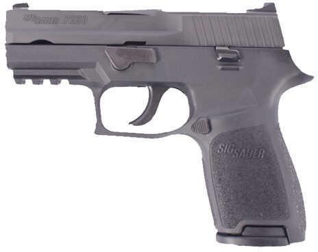 "Sig Sauer P250C 380 ACP 4"" Barrel D A Only Nitron Finish 15 Round Semi Automatic Pistol 250C380BSS"