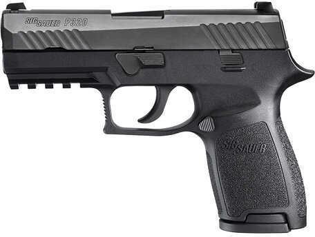 "Sig Sauer P320 40 S&W 3.9"" Barrel 13 Round Black Semi Automatic Pistol 320C-40-BSS"