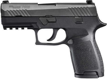 "Sig Sauer P320 Carry 357 Sig Sauer 3.9"" Barrel 13 Round Black Semi Automatic Pistol 320C357B"