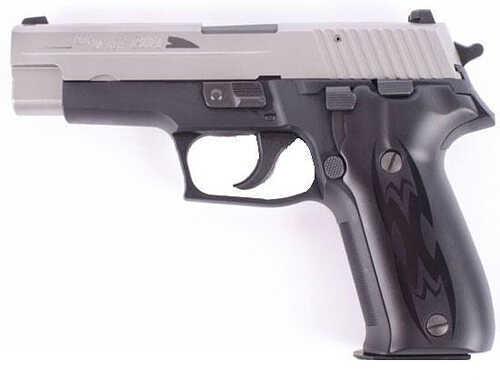 "Sig Sauer P226 9mm Luger 4.4"" Barrel 15 Round Polymer Grips Tribal Design Semi Automatic Pistol E269BSSTRIBAL"
