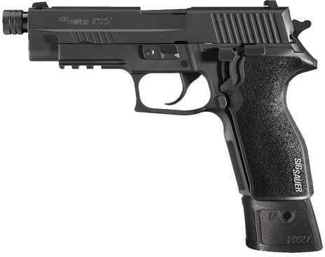 "Sig Sauer P227 Tactical 45 ACP 4.4"" Barrel 14 Round G10 Grip Black Semi Automatic Pistol E27R-45-TAC"
