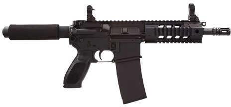 "Sig Sauer 516 223 Remington  7"" Barrel   30 Round   Black    AR  Semi Automatic Pistol P516G27B"