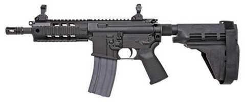 "Sig Sauer 516 223 Remington 7.5"" Barrel 10 Round SB15 Pistol Stabilizing Brace Black Semi Automatic Pistol P516G27BPSB"