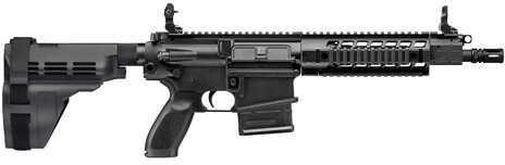 "Sig Sauer P 716 308 Winchester 12"" Barrel 20 Round Black Stabilizing Brace Semi Automatic Pistol P716-12B-PSB"