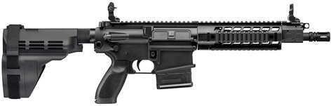 """Sig Sauer P 716 308 Winchester/7.62mm NATO 12.5"""" Barrel 10 Round Black Stock Semi Automatic Pistol P71612BPSB"""